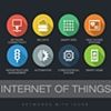 Model-Based Software Engineering to Tame the IoT Jungle