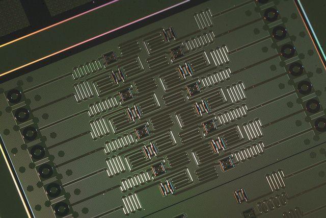 IBM 16 Qubit Processor