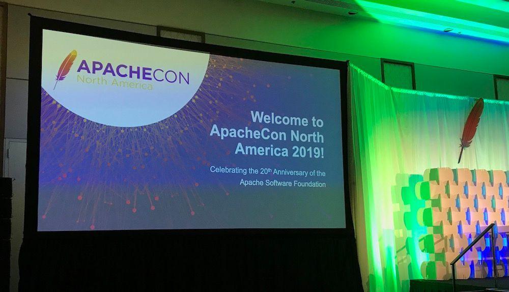 ApacheCon Northa America 2019 Keynote