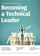 The InfoQ eMag - Becoming a Technical Leader