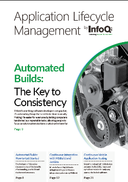 InfoQ eMag: Application Lifecycle Management