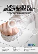 InfoQ eMag: Architectures You Always Wondered About