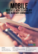 Mobile - Recently New Technology and Already a Commodity?