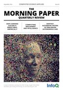 The Morning Paper Issue  8 - AI Edition