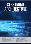 The InfoQ eMag: Streaming Architecture