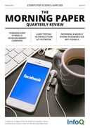 The Morning Paper Issue 4 - Computer Science Applied
