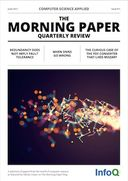 The Morning Paper Issue 5 - Computer Science Applied