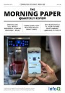 The Morning Paper Issue 6 - Computer Science Applied
