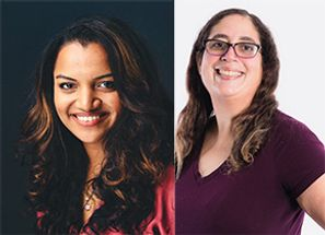 Jossie Haines and Aneri Shah of Tile on Culture, Mentoring, Diversity and Inclusion