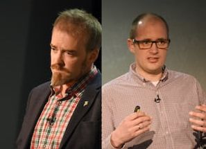 Jason Box and Paul Johnston on What Technologists can do about Climate Change