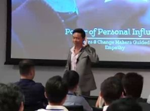 Power of Personal Influence-How Individuals Can be Changemakers Using Emphaty
