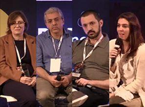 Panel: ML ecosystem in Brazil