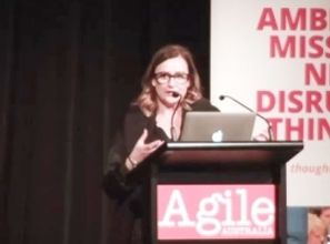 People + Place + Technology = The Agile Workplace