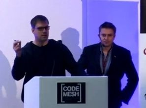 Going Reactive: New and Old Ideas for Your 21st Century Architectures