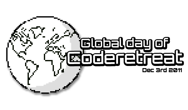 Global Day of Code Retreat Logo