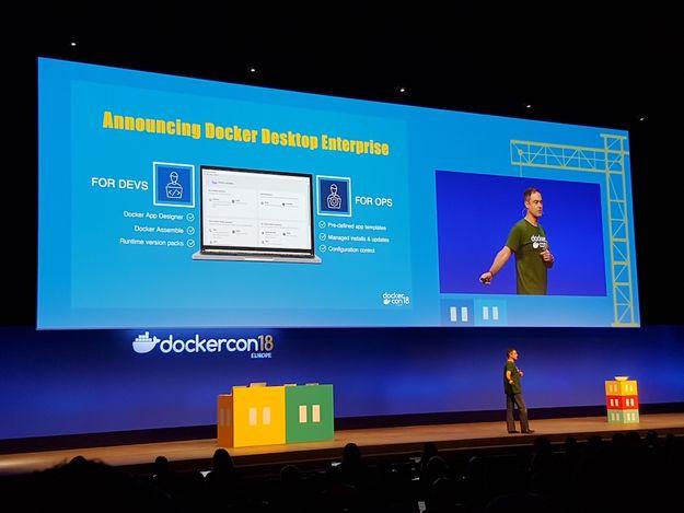 Docker Desktop Enterprise